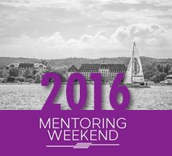 Mentoring Weekend 2016
